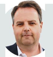 Ian Derbyshire, executive director